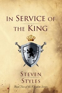 In Service of the King Bookne cover march 214 ebook