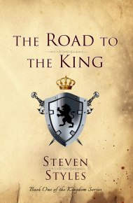 The Road to the King ebook coverfinalmarch 2014 JPG