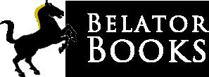 Belator Books logo white letters.fw