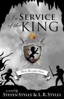 In Service of the King eBook cover